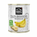 Pulpa bananowa
